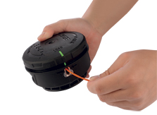 Débroussailleuses sans fil à batterie EGO Situation