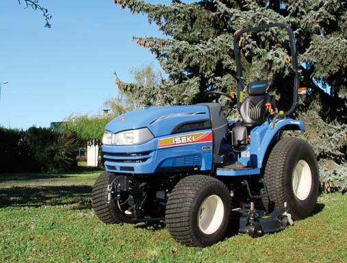 tracteur iseki th4365fhmwre
