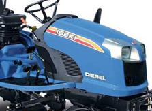 Tracteur TXG237F3GVRE calandre