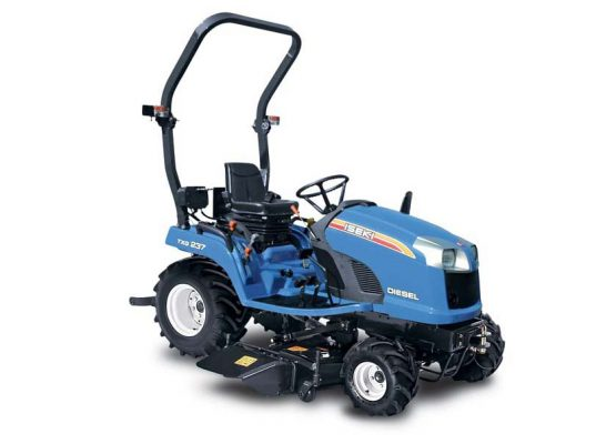 Tracteur ISEKI TXG237F3GVRE