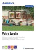 Catalogue ISEKI Votre Jardin 2019