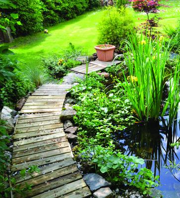 Les styles de jardin - Le mag ISEKI